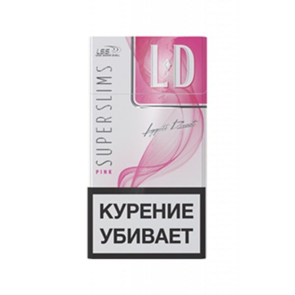 LD Pink Superslims МРЦ 85